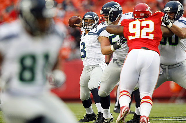 With Russell-mania raging out of control early on in the season, the Seahawks will feed off the energy and veteran-like execution of rookie quarterback Russell Wilson and emerge as one of the surprise teams of the year. Seattle will compete with San Francisco for supremacy in the NFC West all season, before settling for a wild-card slot. While Wilson will be a huge part of the story, the Seahawks' stout young defense will come to the fore down the stretch.