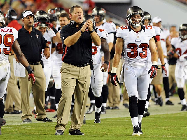 None of the three new head coaches in Florida will field playoff teams this season, but Tampa Bay's Greg Schiano easily will better the Bucs' 4-12 record of last year and have his club being identified by year's end as one to watch in 2013. Alas, such optimism will not prevail in Jacksonville or Miami, where Mike Mularkey and Joe Philbin are taking over, respectively.
