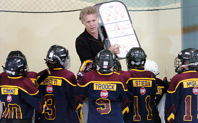 Oilers coach Craig MacTavish spent his newfound free time by coaching the 10- and 11-year-old Whitemud Atom AA hockey team.