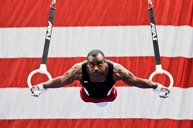 At the Visa Championships in June, the 18-year-old Whittenburg took the junior all-around title, setting him up for larger success in the future. In that event, he was separated from the rest of the field on the vault and still rings. His two-day average in the rings was more than a point better than any of the other top-five finishers in the all-around.