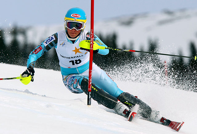 The World Cup Rookie of the Year for 2012, Shiffrin won the slalom title at the U.S. Alpine Championships last March, shortly after her 17th birthday. The Colorado resident made her debut on the World Cup circuit as a 15-year-old and, at only 16, finished third in a slalom in Austria in her eighth career start.