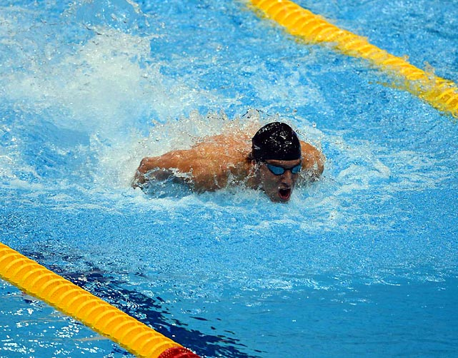 In a final race that was more a coronation than a contest, Phelps headed into retirement the only way imaginable - with an 18th gold medal.