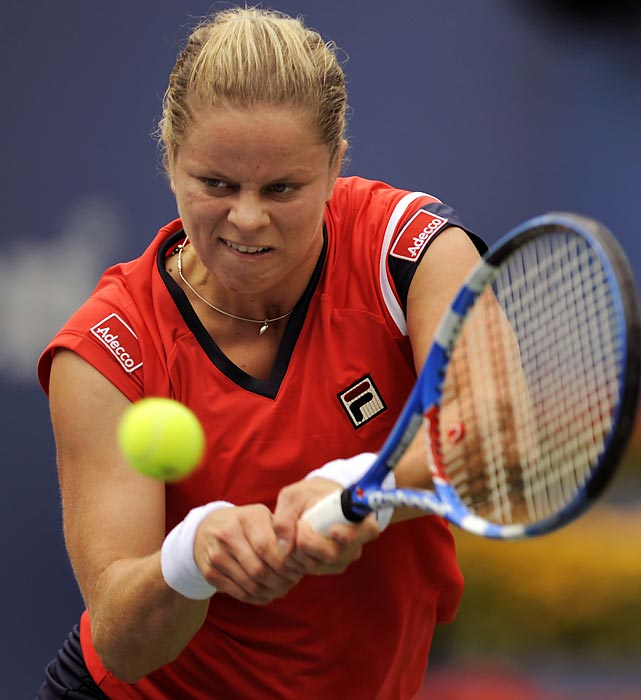 Clijsters won the 2009 Comeback Player of the Year award despite playing only four tournaments all season.