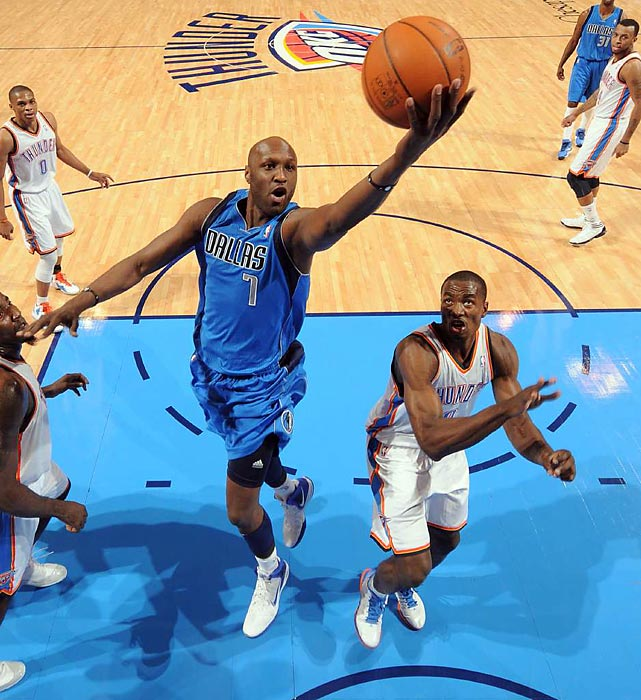 The 2012 free-agent market has been picked pretty clean. How does next summer's class shape up? SI.com begins its countdown of the top potential 2013 free agents with Nos. 30-21.   It's easy to forget that Odom was the Sixth Man of the Year two seasons ago. Still only 32, Odom returns to the Clippers this year after fizzling in Dallas, where he struggled in 50 games before being deactivated late in the season. If he can rediscover the versatile game he displayed in the other L.A. locker room, he'll be in demand during the summer of 2013.