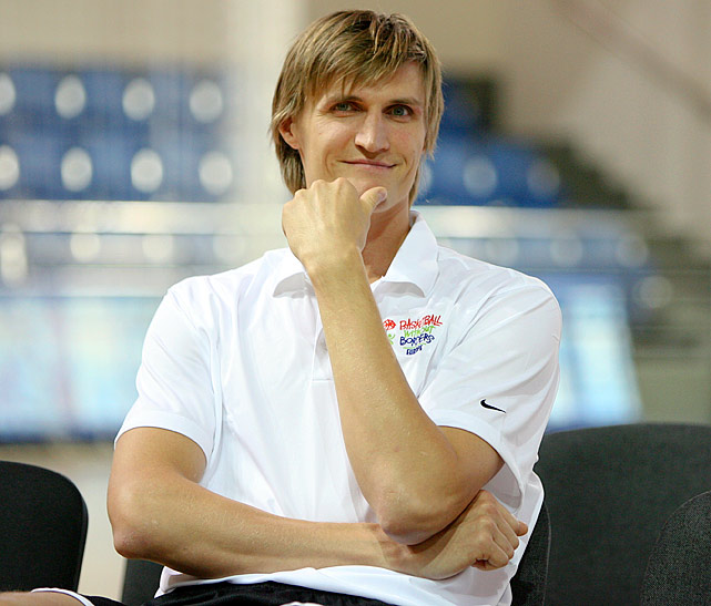 After spending the 2011-12 season in Russia, Kirilenko returns to the NBA with the Timberwolves. If he can resemble anything close to the player who averaged 17.5 points, 7.5 rebounds at the London Olympics, the 31-year-old might be a steal for Minnesota.