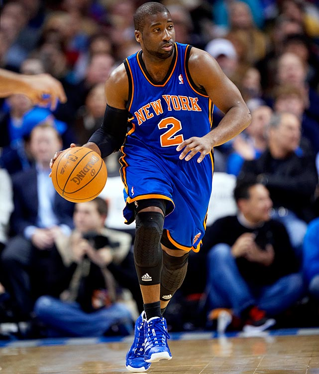 "Life in New York doesn't look like it'll be easy for Felton. The point guard not only has to follow in the footsteps of Linsanity, but he also has to find a way to bring together a team Phil Jackson deemed ""clumsy."" Felton did average nine assists during his last go-round with the Knicks, in 2010-11, but that was under a different coach and with different players. His ability to mesh with the team during camp could go a long way in determining the Knicks' fortunes this year."