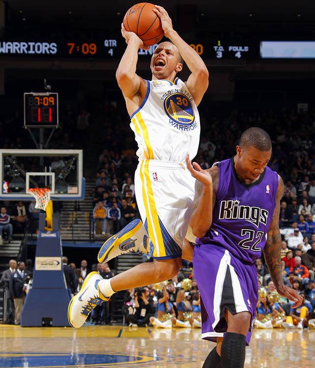 NBA training camps officially open Oct. 2 (though teams heading abroad for the preseason are getting a three-day head start). Which players have something to prove before the real games start? SI.com breaks down the players to watch at camp.    ***  Like all players drafted in the first round of 2009, Curry is eligible for a contract extension until Oct. 31. The Warriors, though, are eager to see the health of Curry's right ankle before making a long-term commitment, making this a crucial camp for the 6-foot-3 guard. Curry was limited to 26 games in the lockout-shortened season last year but was given full medical clearance on Sept. 20. When healthy, Curry is a devastating shooter with a knack for playing the passing lanes. If he can prove the ankle injuries are behind him, he could have a new contract extension before camps break.