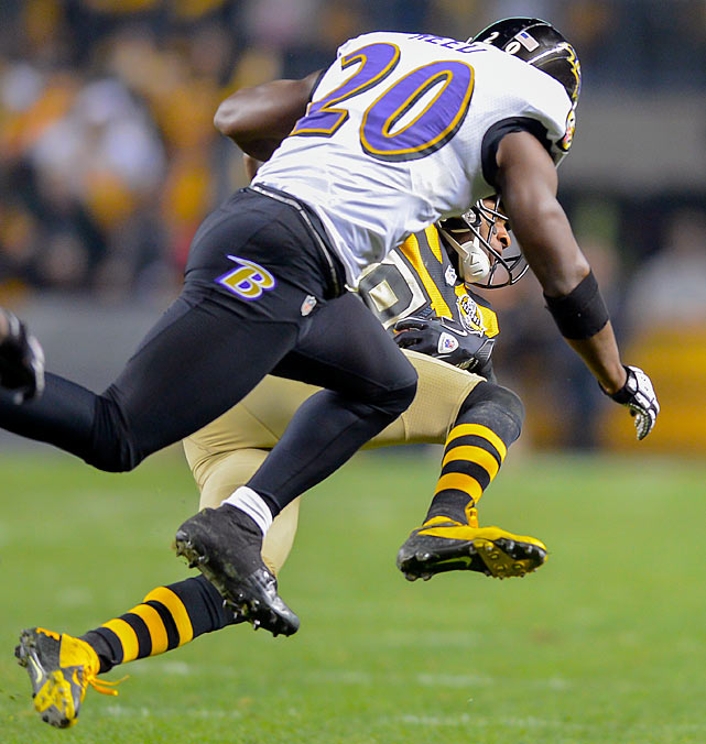 "One day after the NFL decided to suspend the Ravens' safety for ""repeated violations"" of player safety rules, appeals officer Ted Cottrell reduced the penalty to a $50,000 fine, the league announced. Cottrell held a telephone hearing, the morning of Nov. 20, involving both Reed and the NFL Players Association to review Reed's third helmet-to-helmet hit against a defenseless receiver in three seasons.  The latest incident occurred on Sunday night of Week 11, when Reed was penalized for a hit on Steelers' wideout Emmanuel Sanders. In a letter to Reed, Cottrell wrote that the hit did not warrant a suspension, which would have cost Reed $423,529 in salary."