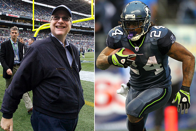 Owner: Paul Allen Super Bowl Wins: 0