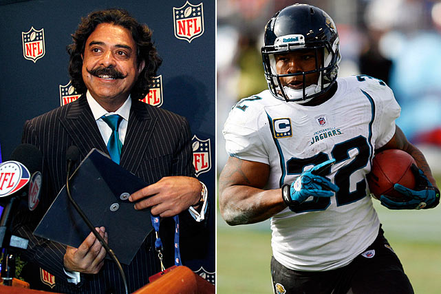 Owner: Shahid Khan Super Bowl Wins: 0