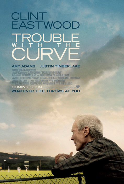 Another sports movies hits the big screen this weekend as Clint Eastwood plays an aging scout in  Trouble With The Curve . The topic of sports has always been a rich one for filmmakers; The genre has been covered in comedy, drama and everything in between. While you decide whether to head to the theater this weekend, SI takes a look at sports movie posters through the years.