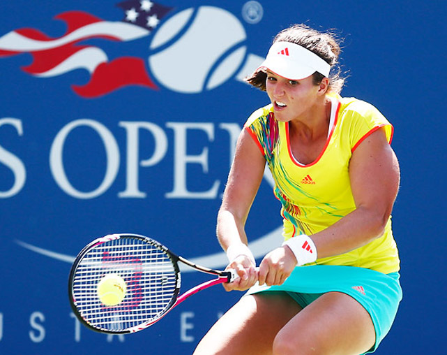 The youngest player in the top 100, Robson knocked off Slam champions Kim Clijsters and Li Na on her way to the fourth round. There, she was finally beaten by defending champion Sam Stosur. The 18-year-old Brit won a silver medal in London mixed doubles and seems to have a bright future.