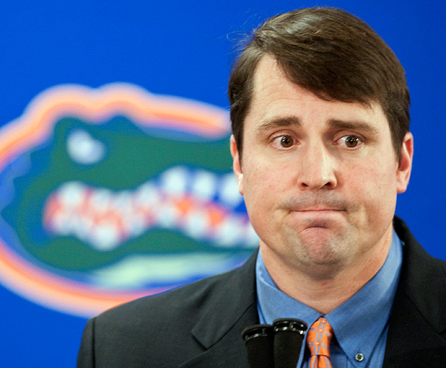 Muschamp signed a five-year, $13.75 million contract with the Gators in December 2010. On average he is making about $2.75 million per year. In February 2012 his contract was extended another year.