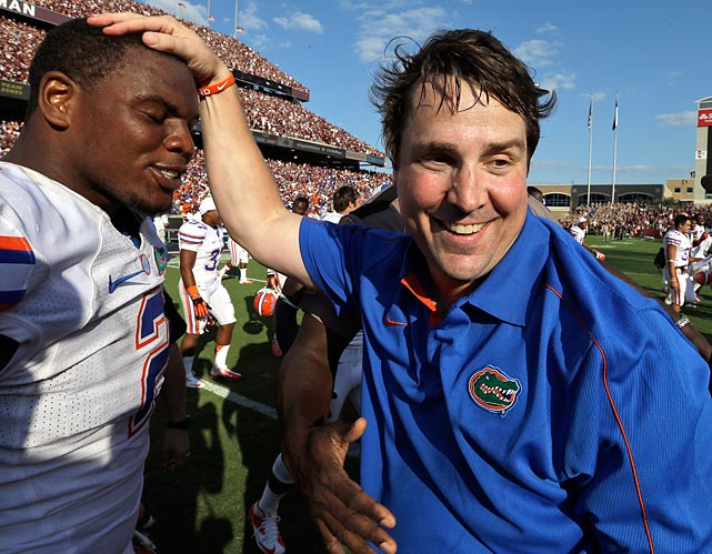 Muschamp, 41, is the second-youngest head coach in the SEC, behind 40-year-old Dan Mullen of Mississippi State.