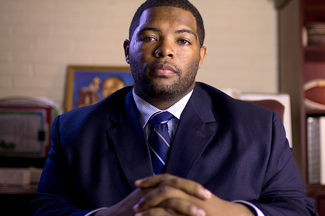 Mills took over Malcolm X Shabazz in 2011, and changes are already taking place under his watch. Mills has actively fought truancy and low graduation rates in his year at the helm, and he also is seeking publicity for the school. Last year, Shabazz played its first televised football game, which was also the first in the district's history. By offering vocational education in conjunction with its traditional education, Shabazz has progressed over the last two years.