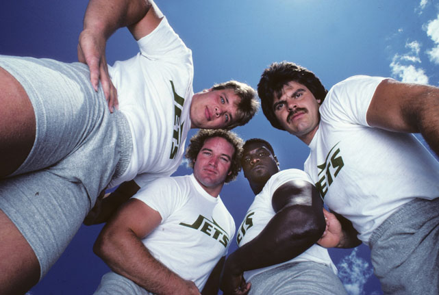 "On Monday, the Jets will induct Mark Gastineau into the team's Ring of Honor. Gastineau, with his long hair and unique Sack Dance, remains one of the most popular players of his era. He was a terror on the field as well, recording 107.5 career sacks, making five Pro Bowls and serving as part of New York's famed ""Sack Exchange"" (pictured here) with Joe Klecko, Marty Lyons and Abdul Salaam."
