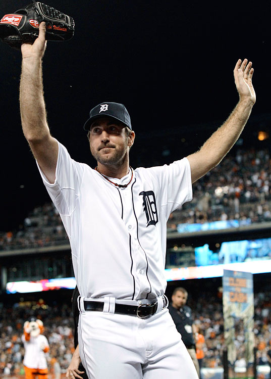 Justin Verlander had already thrown two no-hitters in his career when on May 18 he came within two outs of a third against the Pirates. Josh Harrison broke it up, preventing Verlander from joining legends Cy Young,  Bob Feller, Sandy Koufax and Nolan Ryan as the only modern era pitchers with more than two no-hitters.