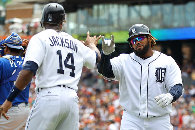 The Tigers opened the year with four straight wins but quickly fell into a rut, and by early June they were six games under .500. They righted themselves, however, and by the time the All-Star Game approached, they ran off their longest winning streak to date, five wins in a row. They won their first game after the break as well for their sixth straight win, which would match their season high.