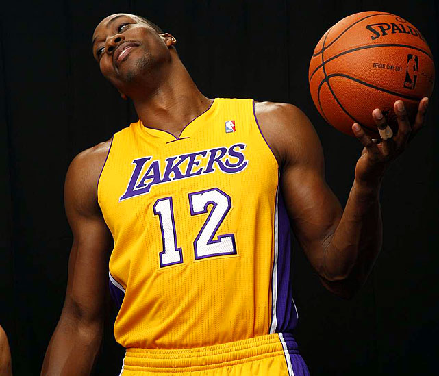 It was one of the biggest trades in NBA history, with 12 players from four different teams switching squads. The headline-grabber, of course, was Dwight Howard, who, after months of trade demands, was finally on his way to Los Angeles. In order to make the deal happen, L.A. had to part ways with Andrew Bynum, a 24-year-old who averaged 18.7 points per game last season.