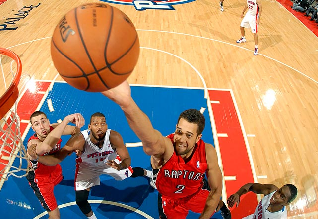 Landry Fields did not exactly 'wow' the Madison Square Garden crowd like Jeremy Lin did, but he still managed to leave the Knicks with a hefty pay increase. Despite averaging just 8.8 points and 2.6 assists per game, the 24-year-old guard will be earning $20 million over the next three years with the Raptors.
