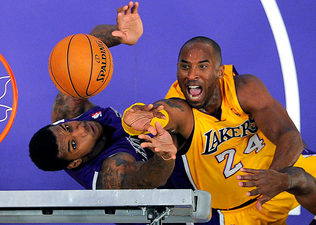 """You always have to be on edge,"" Kobe Bryant once said. ""You always have to take every practice, every game, like it is your last."" Bryant is someone who practices what he preaches. While he has seemingly injured every part of his body during his 16-year career, the Lakers superstar never seems to let up. He has the championship rings to prove it, but still wants more."