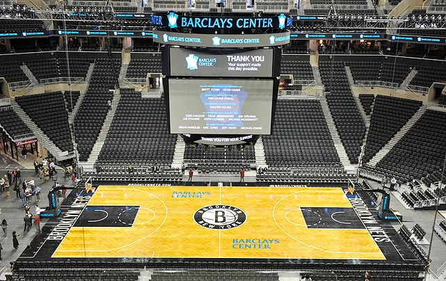 The Nets will be playing for more than just a season-opening win when they face the Knicks on Nov. 1. Now in Brooklyn, the Nets are battling for the hearts and minds of New York City. A victory over their Manhattan rival would go a long way for a franchise that finished 22-44 a season ago.