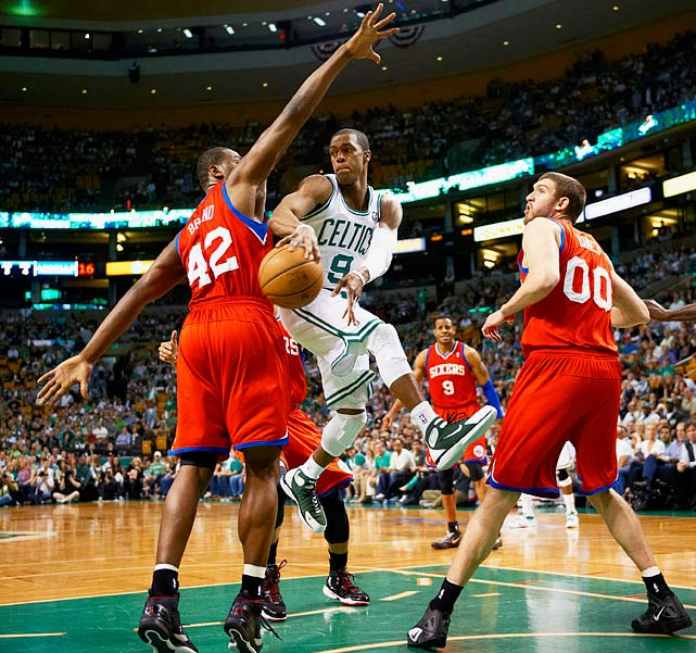 Rondo, the NBA assists leader in 2011-12, has made only one All-NBA team in his career (third team last season).