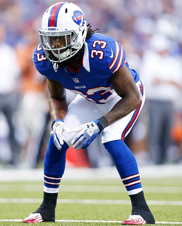 The rookie cornerback returned to practice on Oct. 17 and will be eligible to play in Buffalo's Week 9 visit to Houston.  He had been placed on IR Sept. 4 with a foot injury that required surgery.