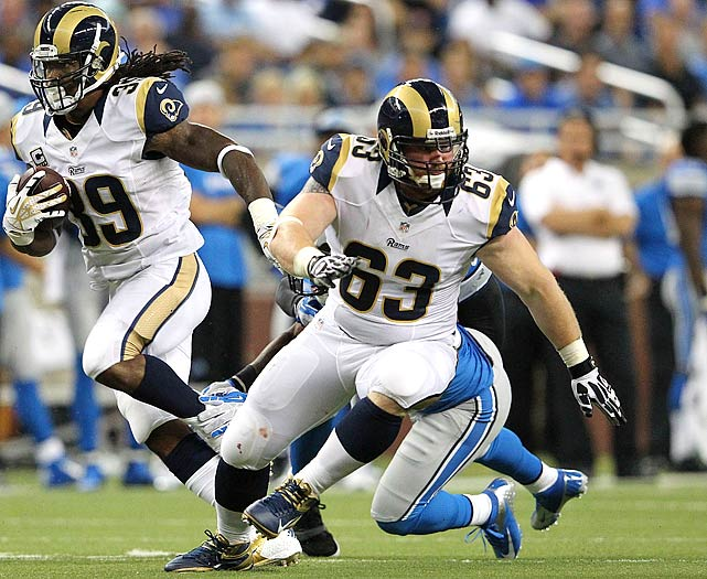 Offensive lineman Scott Wells injured his foot during the Rams' season opener. Head coach Jeff Fisher said on Oct. 23 that Wells' condition has improved but that Wells is still not ready to return to practice.