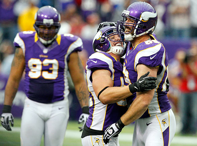 Minnesota ranks eighth in total defense but just 11th in fantasy points due to a lack of interceptions. The Vikings will get some this week as well as a bunch of sacks against the Cardinals' league-worst pass protection and immobile quarterback John Skelton.