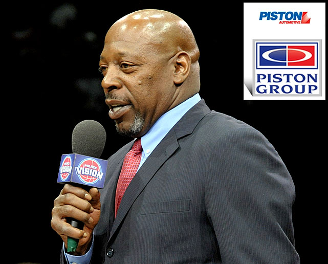"""The Microwave"" was the high-scoring sixth man on Detroit Pistons' championship teams of 1989 and 1990. After his retirement, Johnson jumped right into the business world by founding Piston Automotive in 1995. This small auto supply company later turned into the Piston Group, a larger, more lucrative enterprise that still operates out of Detroit."