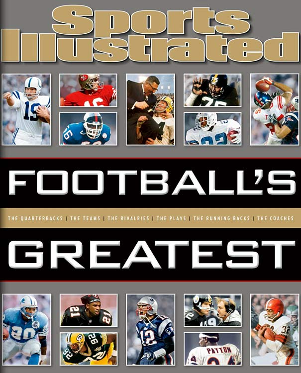 The format is simple, but can you guess the top players, plays and coaches at the top of each list of the new SI book, which hit bookstores this week? The editors give a sampling in this week's magazine.