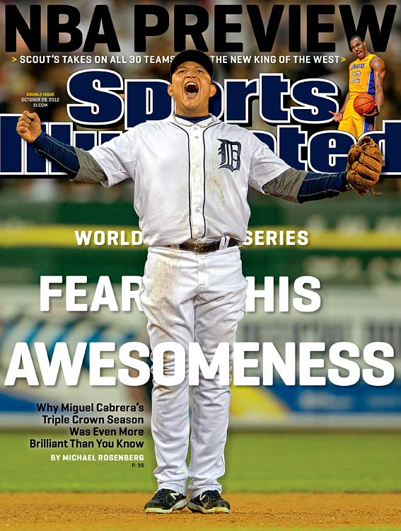Just how good is Miguel Cabrera? He has the Triple Crown, but that was met with little fanfare. Now he's helped lead the Tigers to the World Series. Michael Rosenberg explores the game's premiere hitter, who still just might be underrated.
