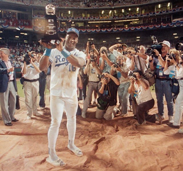 Jackson was named the MVP of the 1989 All-Star Game after going two-for-four with a home run. It was Jackson's first and only All-Star Game appearance.