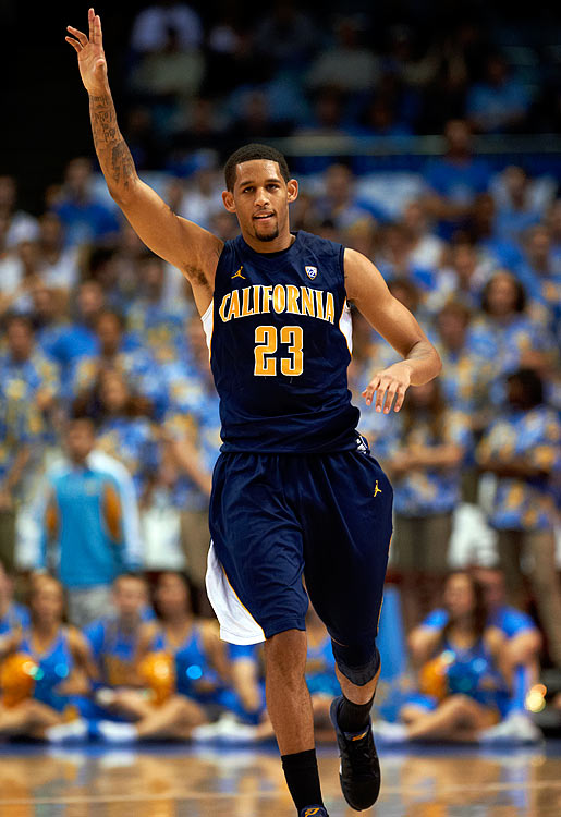 Stats to know: 15.2 ppg, 5.7 rpg, 2.4 3pg Crabbe has such a beautiful and effective shot that the rest of his game often gets overlooked. In addition to leading the Bears in scoring and three-point baskets made, he paced the team in rebounds (5.7 pg) and free throw shooting (.874) while adding 2.1 assists (3rd on team) and .58 blocks (2nd).