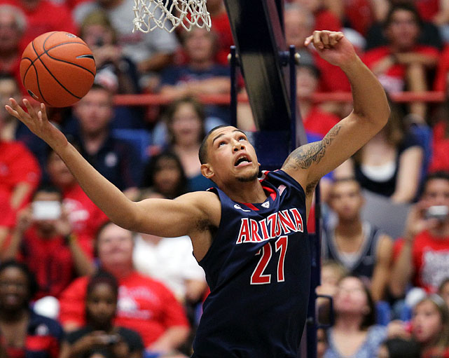 Stats to know: 15.3 ppg, 6.8 rpg at Findley Prep in Las Vegas A combo forward who can hit mid-range jumpers, attack the rim and block shots, Ashley, the No. 1 power forward in the class of 2101 according to Scout.com, has already drawn comparisons to former Wildcat Richard Jefferson. In Arizona's two-game trip to the Bahamas this summer, he averaged 13 points and a team-high 8.5 rebounds.