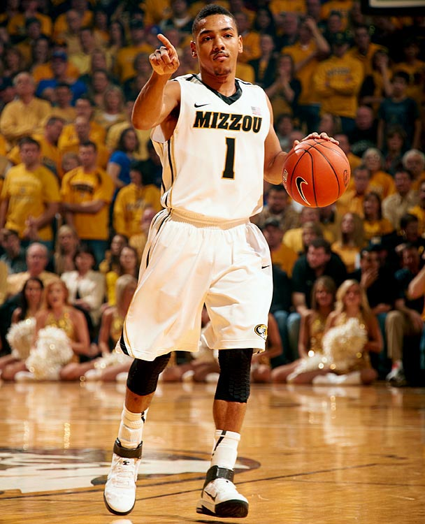 It's tough not to love the way Pressey plays the game. The 5-foot-9 junior is a nightmare defending on the ball, but his best attribute is his ability to penetrate and dish. With the amount of talent surrounding him on the Missouri roster this year, that's an incredibly important skill to have.