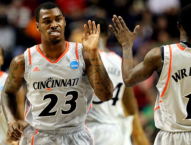 The Bearcats are a Big East darkhorse due to the strength of their guards. Kilpatrick is a volume shooter (he made 92-of-245 threes), while Wright is an underrated ball-hawk who helped Cincy finish 17th in the nation in steal percentage.