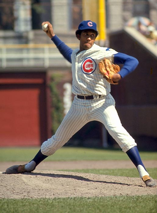 Jenkins pitched for four teams in his career, but the right-hander will always be remembered as a Cub. While in Chicago, Jenkins won the 1971 Cy Young and made the All-Star team three times.