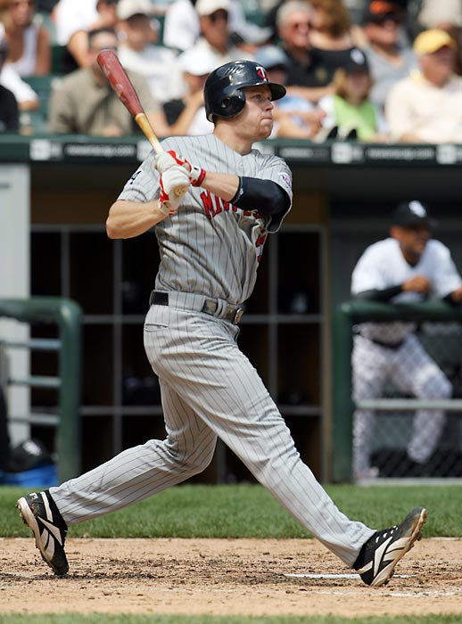 Justin Morneau has spent all 10 years of his MLB career with the Twins, where he has been a four-time All-Star and a one-time A.L. MVP.
