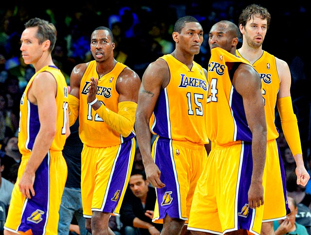 The Los Angeles Lakers fired their coach five games into the highly anticipated 2012 season. Did Mike Brown get a raw deal? Do the Lakers have what it takes to win the Western Conference? Chris Mannix delves into the problems with the Lakers... and whether they can fix them.