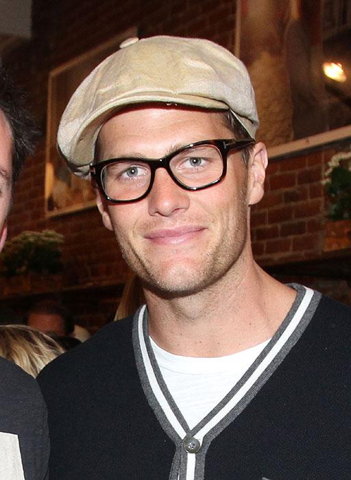 New England Patriots Tom Brady Posts His Post College