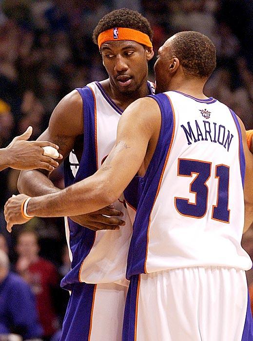 50 vs Portland (January 2, 2005)
