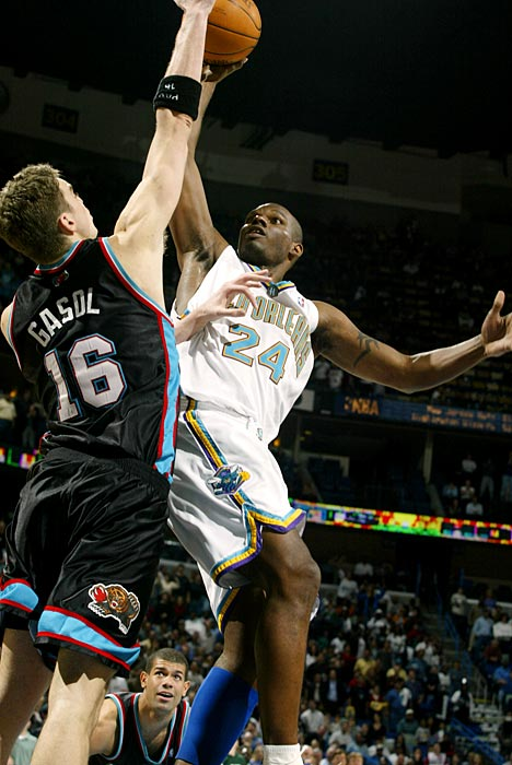 50 vs Memphis (February 21, 2003)