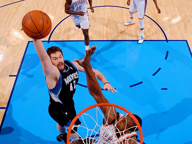51 vs Oklahoma City (March 23, 2012)