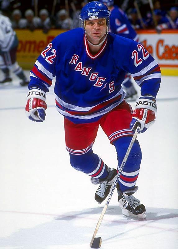 NHL seasons: 19 (1979-98)Teams: Capitals, North Stars, Rangers, Maple Leafs, Coyotes