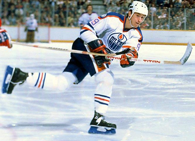 NHL seasons: 20 (1979-99)Teams: Oilers, Kings, Blues, Rangers