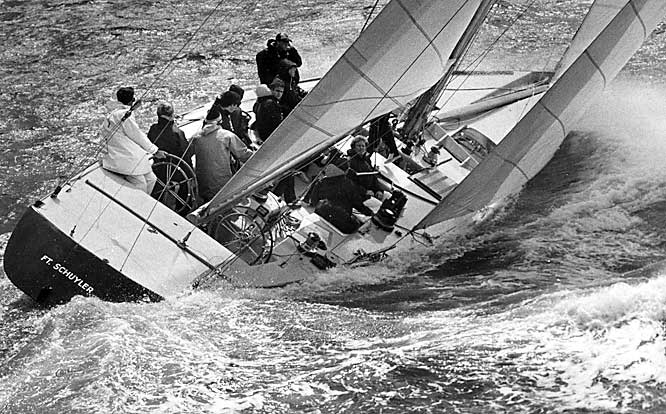 The U.S.'s 132-year domination of the America's Cup, which ended in 1983.