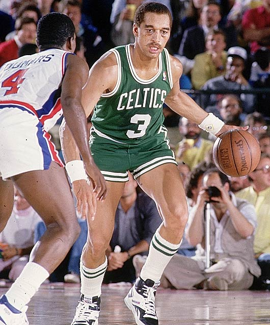 The defensive ace won three championships, one for the SuperSonics (with whom he was Finals MVP in 1979) and two for the Celtics. Many believe the late Johnson, a five-time All-Star, deserves a spot in the Hall of Fame.