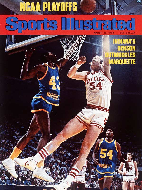 It never got better for Benson than winning the national title at Indiana. He did stick in the NBA for 10 seasons but produced only three double-digit scoring campaigns.